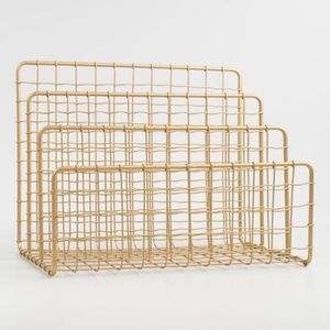 Other - Gold Wire File Holder